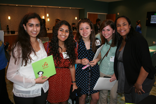 Teen Leadership 2012